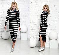 Вязаное платье Турция Ld-202