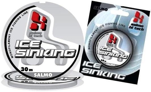 Леска зимняя Salmo Hi-Tech Ice Sinking 0,20mm 30m
