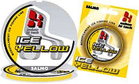 Леска зимняя Salmo Hi-Tech Ice Yellow 0,22mm 30m