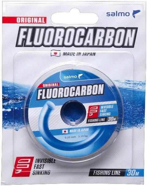 Флюорокарбон Salmo Fluorocarbon 0,20mm 30m