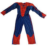 Маскарадный костюм Человек Паук люкс  MKD-4397
