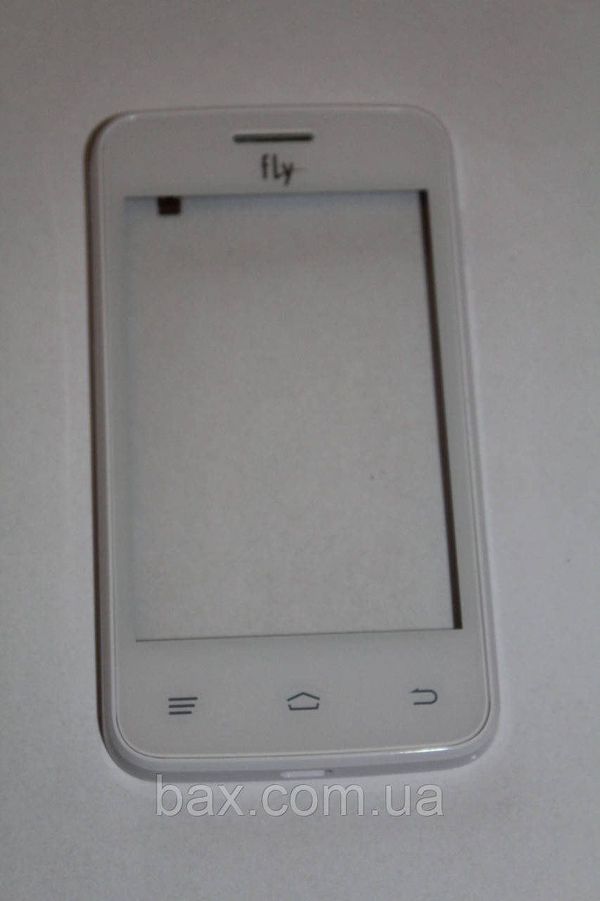 Fly IQ434 сенсорный экран оригин. белый с рамкой