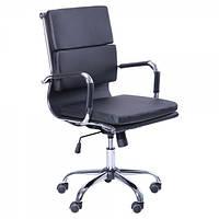 Кресло офисное Slim FX LB, низкая спинка, TM AMF