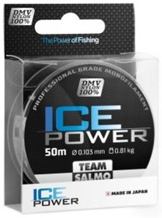 Леска зимняя Team Salmo Ice Power 0,182mm 50m