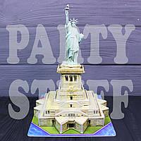 3D пазлы Статуя Свободы, фото 1