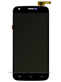 Модуль (Дисплей + сенсор) Doogee Y100 Pro with touch screen black