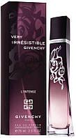 Женская парфюмированная вода Givenchy Very Irresistible L'Intense Живанши Вери Ирресистбл Эль Интенс