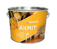 Краска латексная ESKARO AKRIT 4 интерьерная