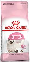 Royal Canin Kitten 36 сухой корм для котят от 4 до 12 мес Основное питание, От 4-х месяцев, Коты/кошки, Супер-премиум, Royal Canin, Франция, 4 кг