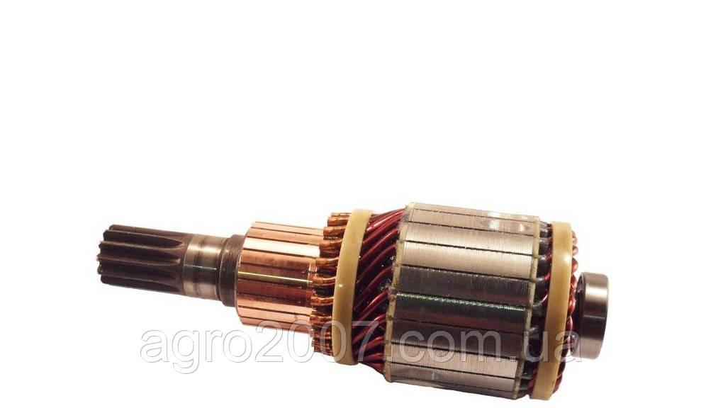 123706001 Якорь 12В (для стартеров 2,7 кВт) (TM Jobs)