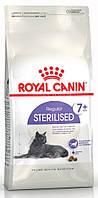 Royal Canin Sterilised 7+ Сухой корм для стерилизованных кошек старше 7 лет Основное питание, Для взрослых животных, Коты/кошки, Royal Canin, 1.5 кг, Сухие корма