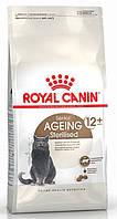 Royal Canin Sterilised 12+ корм для пожилых стерилизованных кошек Основное питание, Для взрослых животных, Коты/кошки, Royal Canin, 0.4 кг, Сухие корма
