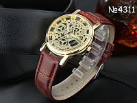 Часы наручные типа скелетон Часы мужские наручные ПОД механические, скелетон, Skeleton WINNER
