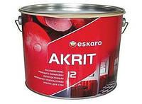 Краска латексная ESKARO AKRIT 12 интерьерная