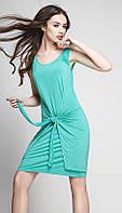 Платье TEFFI style-1172 белорусский трикотаж цвета мята