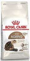 Корм для пожилых кошек старше 12 лет Royal Canin Ageing +12 Основное питание, Для взрослых животных, Коты/кошки, Royal Canin, 0.4 кг, Сухие корма
