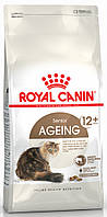 Корм для пожилых кошек старше 12 лет Royal Canin Ageing +12 Основное питание, Для взрослых животных, Коты/кошки, Royal Canin, 2 кг, Сухие корма