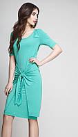 Платье TEFFI style-1173/4 белорусский трикотаж цвета мята