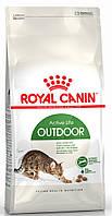 Royal Canin Outdoor 30 сухой корм для кошек, часто бывающих на улице