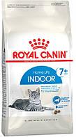 Royal Canin Indoor +7 корм для домашних кошек старше 7 лет Основное питание, Для взрослых животных, Коты/кошки, Royal Canin, 0.4 кг, Сухие корма