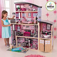 Будиночок для ляльки Sparkle Mansion 65826 Kidkraft