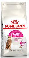 Корм для привередливых кошек Royal Canin Exigent Protein Preference Основное питание, Для взрослых животных, Коты/кошки, Франция, 0.4 кг, Сухие корма
