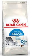 Royal Canin Indoor 27 Корм для кошек не покидающих помещение Основное питание, Для взрослых животных, Коты/кошки, Франция, 4 кг, Сухие корма