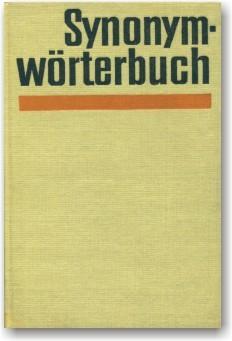 Словарь синонимов немецкого языка