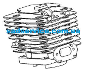 Цилиндр для бензопилы AL-KO BKS 3835