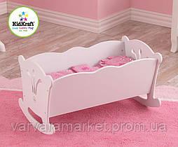 Кроватка для кукол KidKraft Doll Cradle 60101