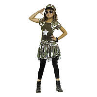 Маскарадный костюм Солдатка (размер 7-9 лет), фото 1