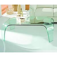Столик стеклянный QUATRO