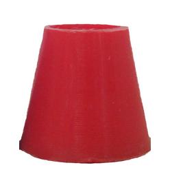 Силиконовый уплотнитель Euroshisha для шланга, красный