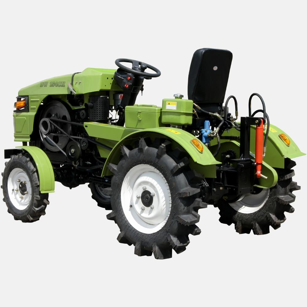 DW Міні-трактор DW 154 CX