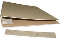Папка АРХИВНАЯ 40мм, 320*240, с планками для подшивки документов