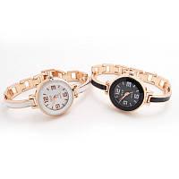 Часы женские позолоченные c эмалью