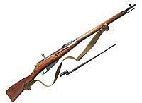 Видео обзор макета пехотная винтовка Мосина образца 1891 года