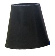Силиконовый уплотнитель Euroshisha для шланга, черный