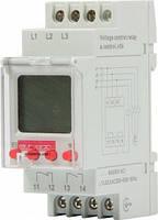 Реле контроля напряжения трехфазное цифровое e.control.v06, фото 1