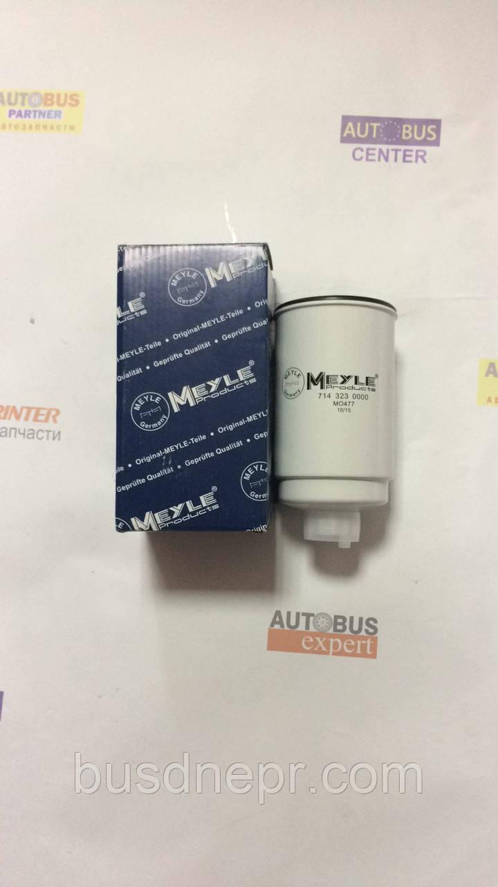 Фильтр топливный Ford Transit V-184 2.0/2.4DI, 00-04  пр-во Meyle