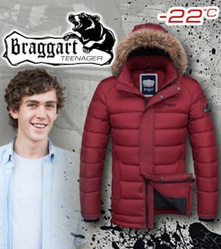 Куртка трендовая зимняя, фото 2