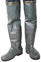 Воднепроницаемые резиновые сапоги 65см Klark