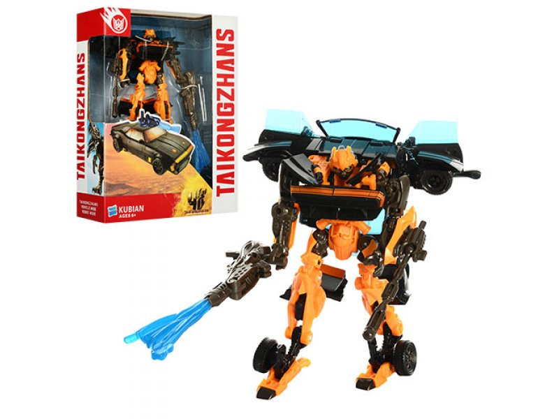 Трансформер Transformers, робот+машинка, 16см, F502
