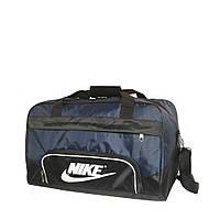 Спортивная сумка маленькая 46 х 28 х 27 см сине-черная 126-1, фото 1