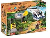 Конструктор JDLT 5249 DINOSAUR Динозавры на 35 деталей
