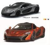 """Модель легковая 5"""" McLaren P1 металлическая инерционная, открываются двери, KT5393W"""