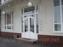 Металлопластиковые Двери KBE
