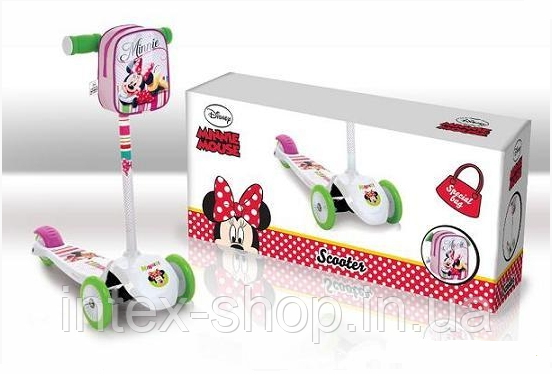 Самокат SD0113 Disney Minnie Mouse