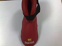Фути захист ступні PU MATSA MA-1977 (р-р S,M,L,XL, червоний, синій)