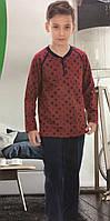 Пижама для мальчика хлопковая Турция 8-9,12-13,14-15